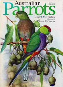 """Australian Parrots"" Second Edition 1981"