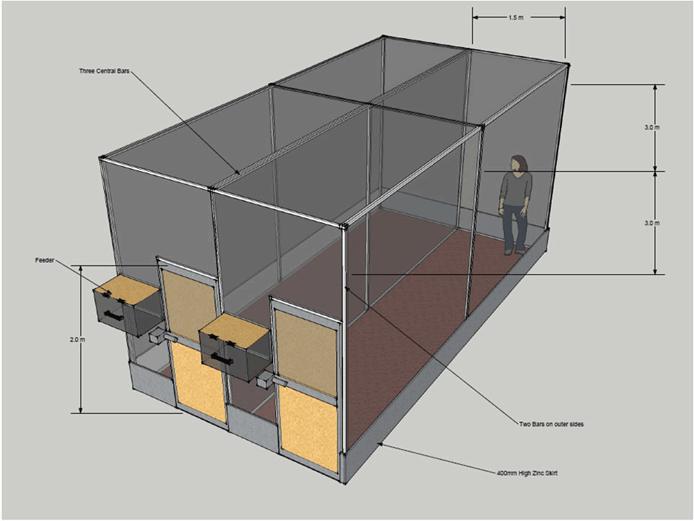 Aviary Designs Plans
